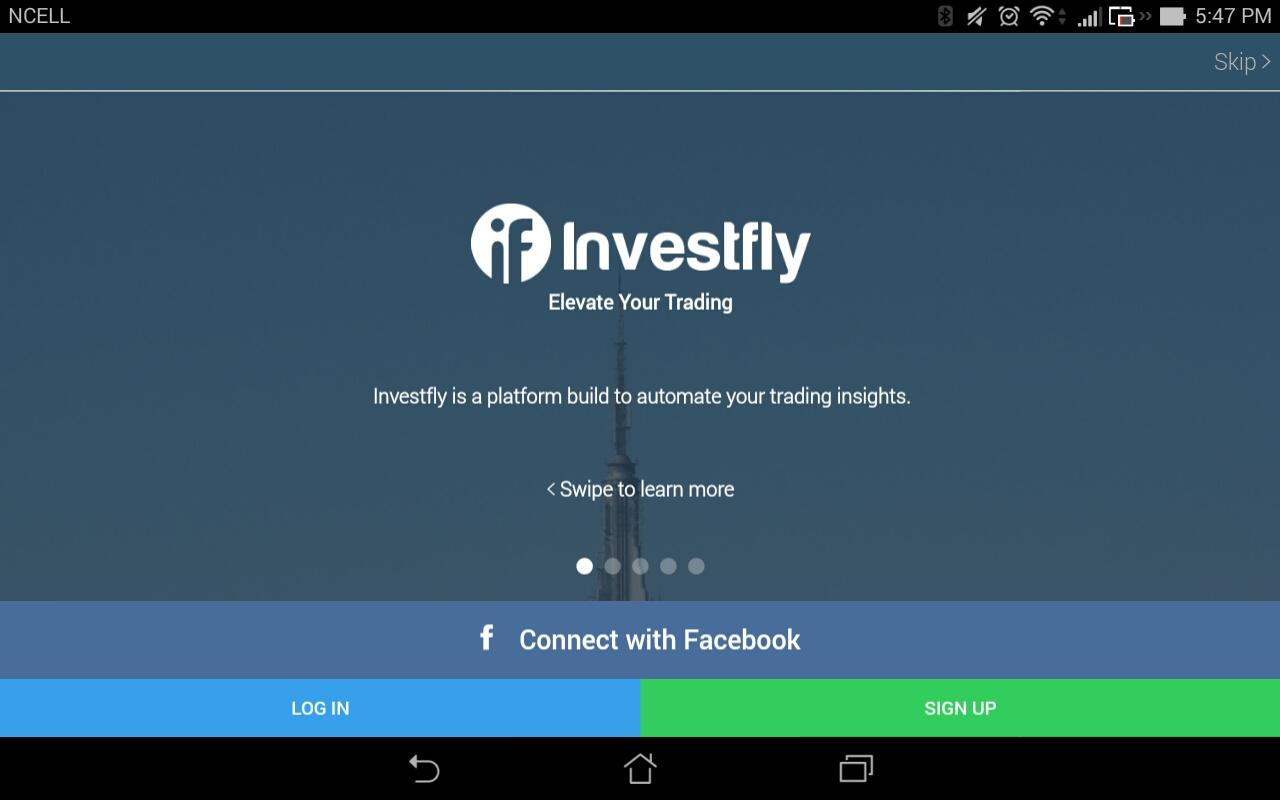 Investfly - Stock Trading- screenshot