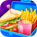 School Lunch Food Maker 2 icon