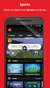 Vodafone Play TV Movies Sports