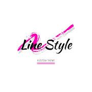 Line Style Klwp/Kustom