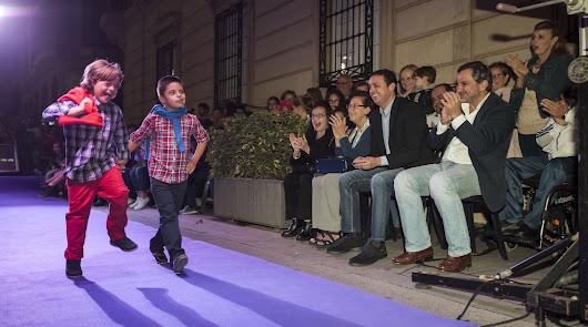 La discapacidad hecha arte se puede disfrutar en el vídeo de Diputación