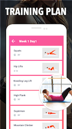 Burning Master - Home Workout APK screenshot thumbnail 2