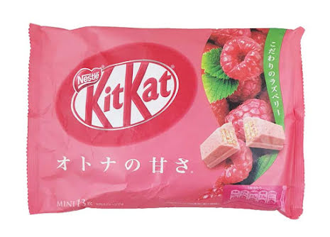 KitKat Chocolate Raspberry 126,1 g