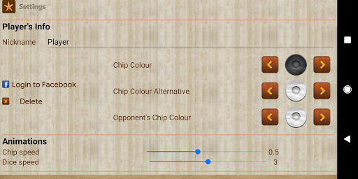 iTavli-All Backgammon games 4.9.3 screenshots 6