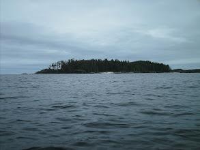 Photo: Crossing Smith Sound.