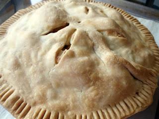 Roasted Vegetable & Boursin Pie Recipe
