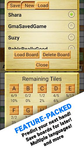 Word Breaker (Scrabble Cheat) 5.7.3 screenshots 5