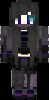 robot girl | Nova Skin