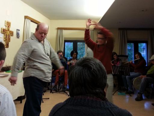 projet L'Arche à Pierrefonds vie spirituelle personnes handicapées