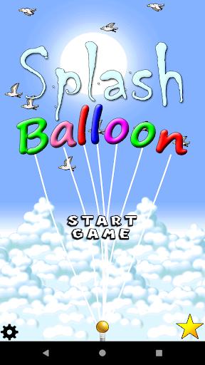 Splash Balloon screenshots 1
