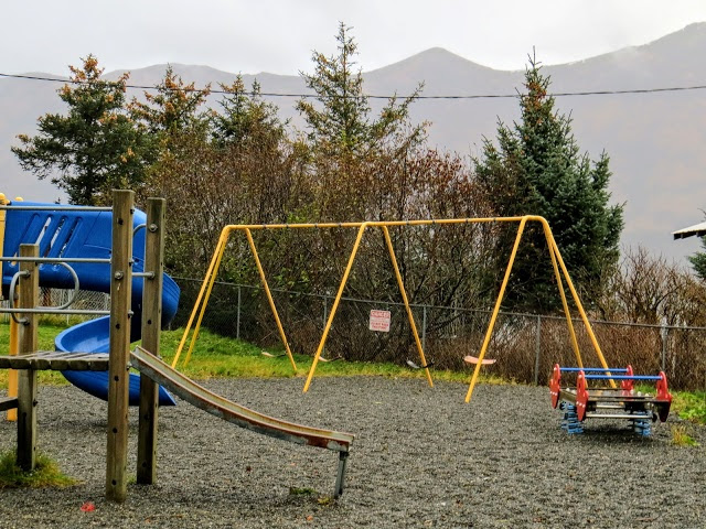 Port Graham playground