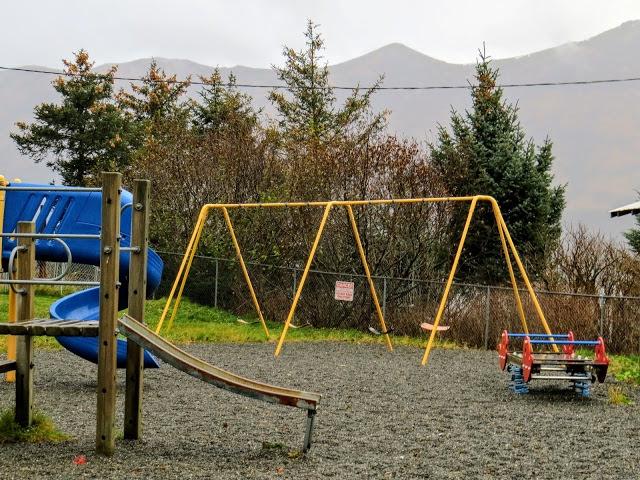 Port Graham playground