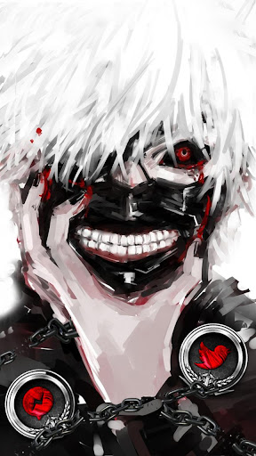 Anime, Ken, Kaneki Themes & Live Wallpapers ss3