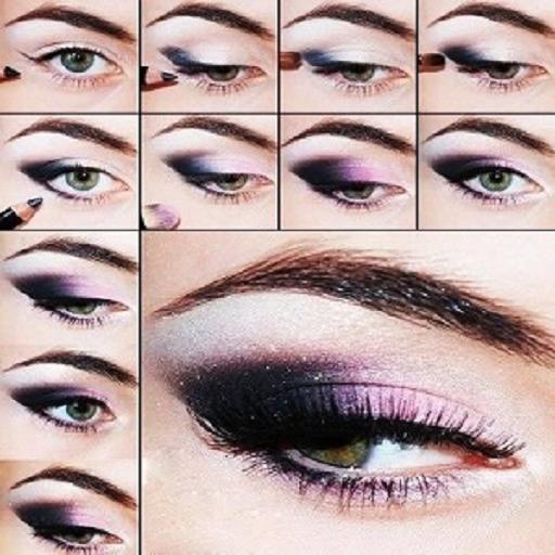 Eye Makeup Step by Step 2107