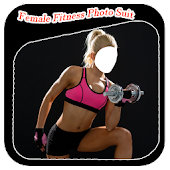 Female Fitness Photo Suit