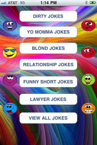 android jokes stoned Screenshot 1