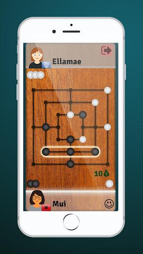 Mills | Nine Men's Morris - Free online board game screenshots 3
