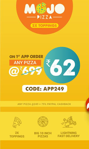 Download MOJO Pizza - Order Pizza Online | Pizza Delivery