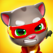 Talking Tom Hero Dash