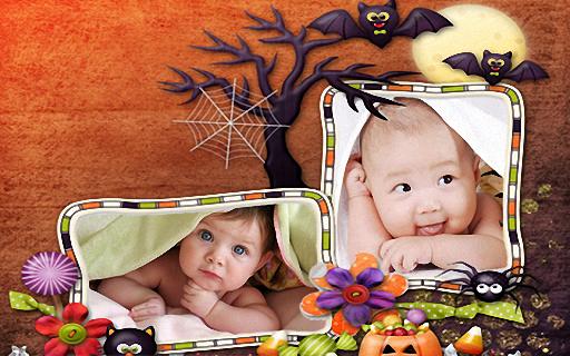 Lovely Kids Photo Frames