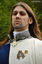 Photo: Reichsmarschall Sir Lucas Tellbreck aus dem Königreich Daynon.