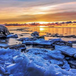 by Torolf Vikars - Landscapes Sunsets & Sunrises