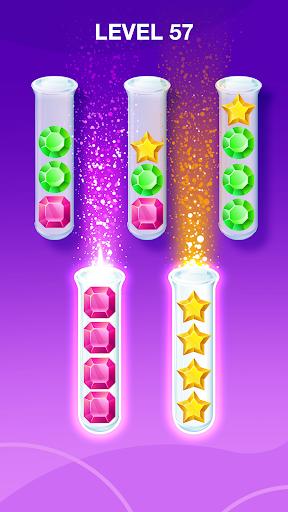 Sort Puzzle: Fun Ball apkpoly screenshots 5