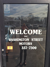 Photo: Washington St Motors in Weymouth, MA proudly displaying their BBB Accreditation