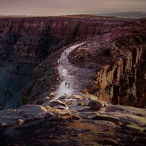 Grand Canyon by Rouslan Podroutchniak - Landscapes Mountains & Hills