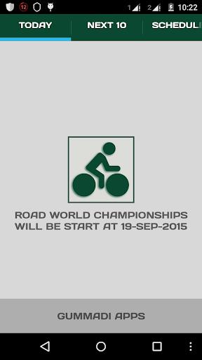 Road World Championships 2015