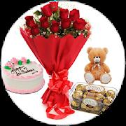 Floral Fantasy:Flowers & Cake