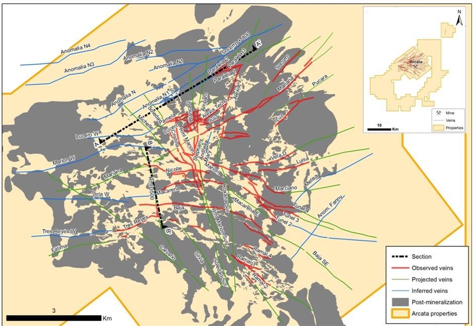 Arcata map