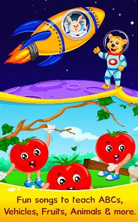 Nursery Rhymes & Kids Games screenshot 14