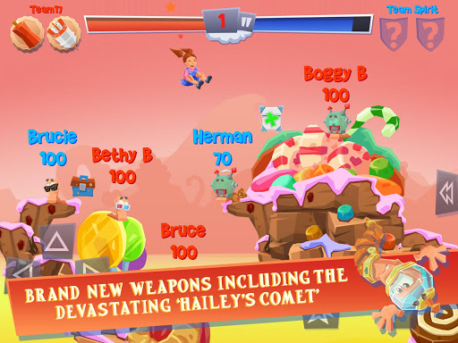 Worms 4 - screenshot