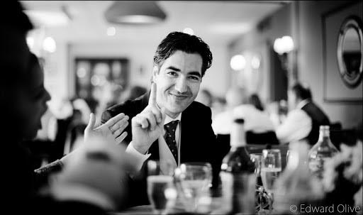 Fotógrafo de bodas Edward Olive (EdwardOlive). Foto del 15.05.2015