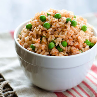The Perfect Vegan Mexican Brown Rice.