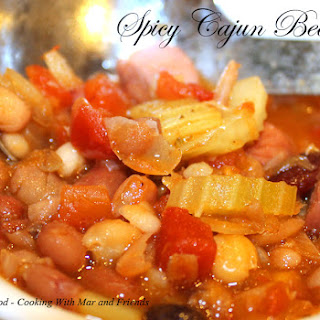 Spicy Cajun Beans Recipes