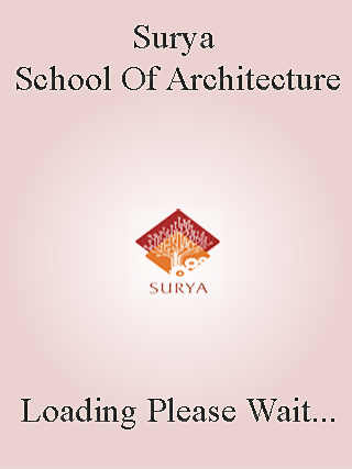 Surya School of Architecture