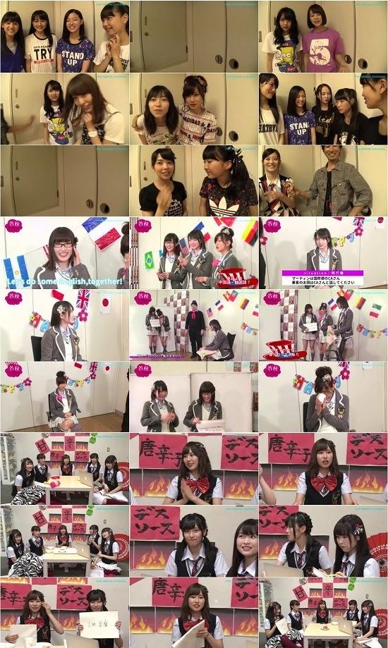 (TV-Variety)(720p) YNN [NMB48チャンネル] Collection 160730 160802 160804