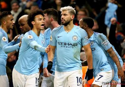 Agüero verliet geblesseerd het veld tijdens de wedstrijd Fulham-Manchester City