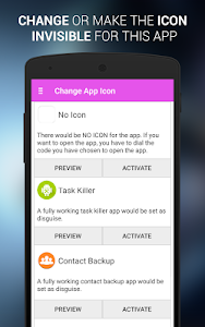 Hide Secrets - Pics, SMS, Apps v2.8