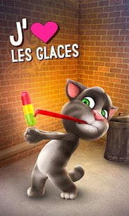 Talking Tom – Vignette de la capture d'écran