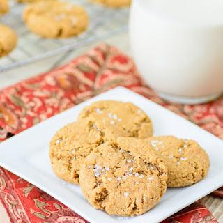 Gluten Free Ginger Snap Cookies.