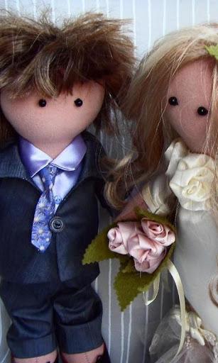 Wedding Dolls Wallpapers