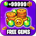 Gems For Brawl Star - Guide Pass icon