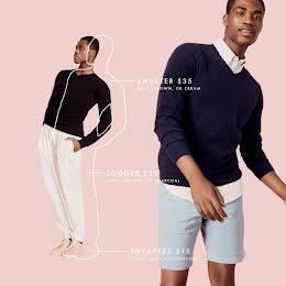Sweater Joggers - Instagram Post item