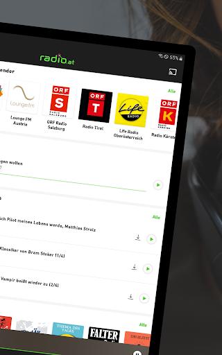 radio.at - Radio und Podcast screenshot 16