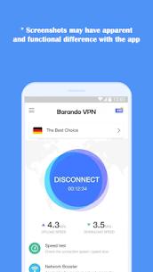 Barando VPN Premium Mod Apk 4