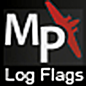 Mission Planner Log Flags icon