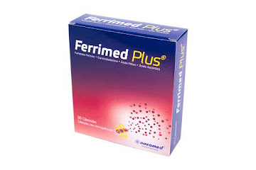 Ferrimed Plus Cápsulas